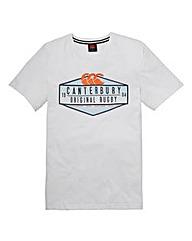Canterbury Boxed Off T-Shirt