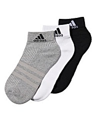 adidas Pack of 3 Ankle Socks