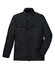 Black Label By Jacamo Nylon Jacket R