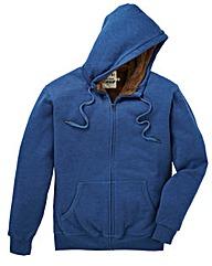 Jacamo Jasper Fur Lined Hooded Top