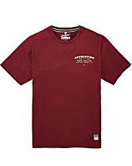 Jacamo Clifton Graphic T-Shirt Regular