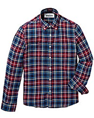 Jacamo Holbrook L/S Check Shirt Long