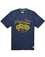 Jacamo Hayden Graphic T-Shirt Long