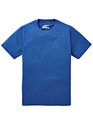 Jacamo Dallas Ink Basic Crew Tee Reg