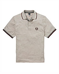 Sergio Tacchini Pique Polo Shirt Long