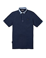 Voi Marine Navy Polo Long