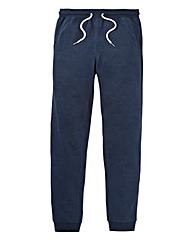Flintoff by Jacamo Cuffed Jog Pant 31in