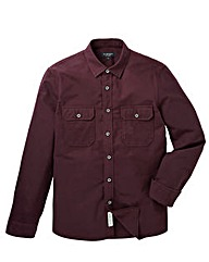 Flintoff by Jacamo L/S Flannel Shirt L