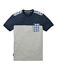 Voi Coast Navy T-Shirt Regular