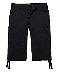 Voi Missile Navy 3/4 Length Short