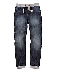 KD EDGE Knit Top Jeans (7-13 yrs)