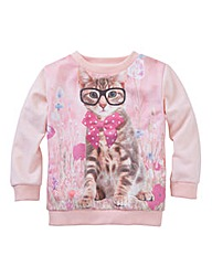 KD MINI Girls Sweatshirt (2-6 yrs)