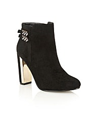 Dolcis Helina heeled ankle boots