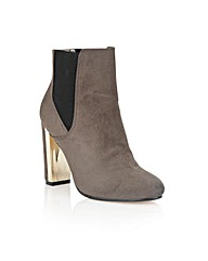 Dolcis Hayley heeled ankle boots