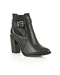 Dolcis Lelia heeled ankle boots