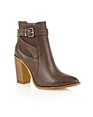 Dolcis Lelia heeled ankle boots