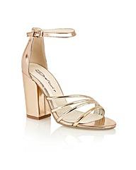 Dolcis Adeline high heeled sandals