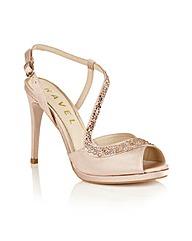 Ravel Fulton Ladies Peep Toe Sandals