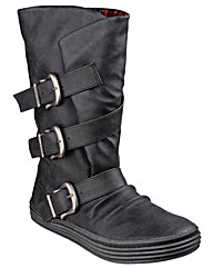 Blowfish Olin Texas Three Buckle Boot