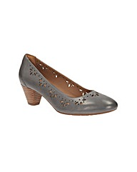 Clarks Denny Dazzle Wide Fit