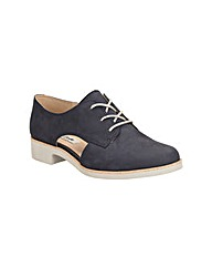 Clarks Hamble Myth Wide Fit