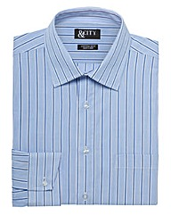 &City Mighty Bold Stripe Shirt