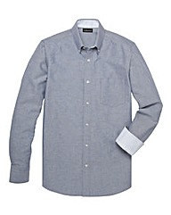 & Brand Mighty Oxford Cotton Shirt