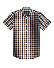 & Brand Mighty Classic Check Shirt