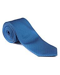 & City Long Length Basket Weave Tie