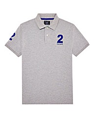 Hackett Mighty Logo Polo Shirt