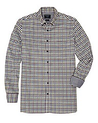 Hackett Mighty Gingham Twill Shirt