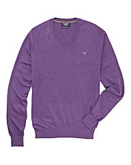 Hackett Mighty V Neck Jumper