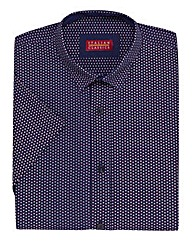 Italian Classics Tall Circle Print Shirt