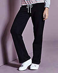 Short Fit Straight Leg Joggers