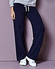 Wide Leg Loose Fit Joggers 27in