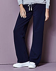 Wide Leg Long Fit Joggers 31in
