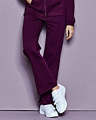Cotton Straight Leg Joggers 29IN