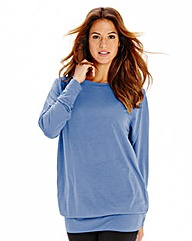 Long Sleeve Longline Tee