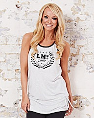 Liz McClarnon Long Line Vest