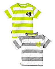 Ecko Boys Pack of 2 T-Shirts (2-7 years)