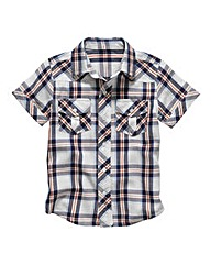 KD MINI Boys Check Shirt (2-7 years)