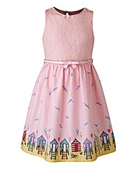 KD MINI Sleeveless Dress with Belt
