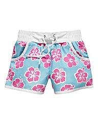 Babeskin Girls Shorts (7-13 yrs)