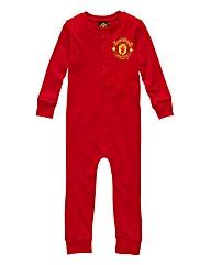 Manchester United Onesie (18 mths-5yrs)