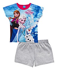Girls Frozen Short Pyjamas (3-10 years)