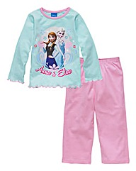 Girls Frozen Pyjamas (18m-5 years)
