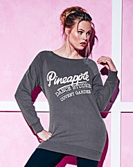 Pineapple Longline Sweater