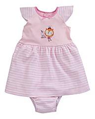 KD Baby Girl Dress and Knicker Set