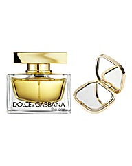 Dolce & Gabbana The One 50ml EDP &Mirror