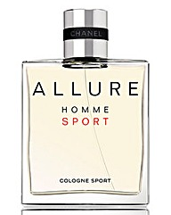 Chanel Allure Sport 75ml EDC Spray